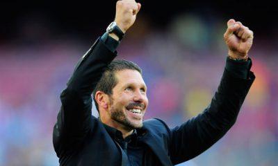 Mercato - Diego Simeone assure qu'il a l'intention de continuer à l'Atlético de Madrid