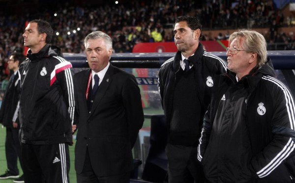 Anciens - Paul Clement et Giovanni Mauri rejoignent Carlo Ancelotti