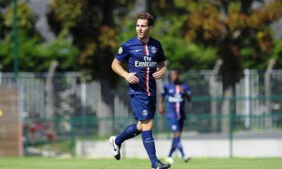 CFA - Anthony Petrilli quitte le PSG