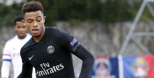 Maillot Domicile PSG Antoine BERNEDE
