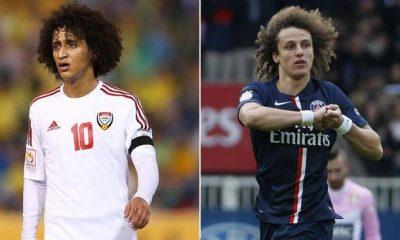 David Luiz s'amuse au tournoi Al Roudan (Koweit)