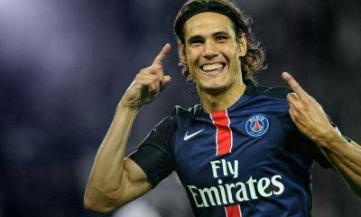 Le Paris Saint-Germain aurait proposé à Edinson Cavani de prolonger de deux ans de plus