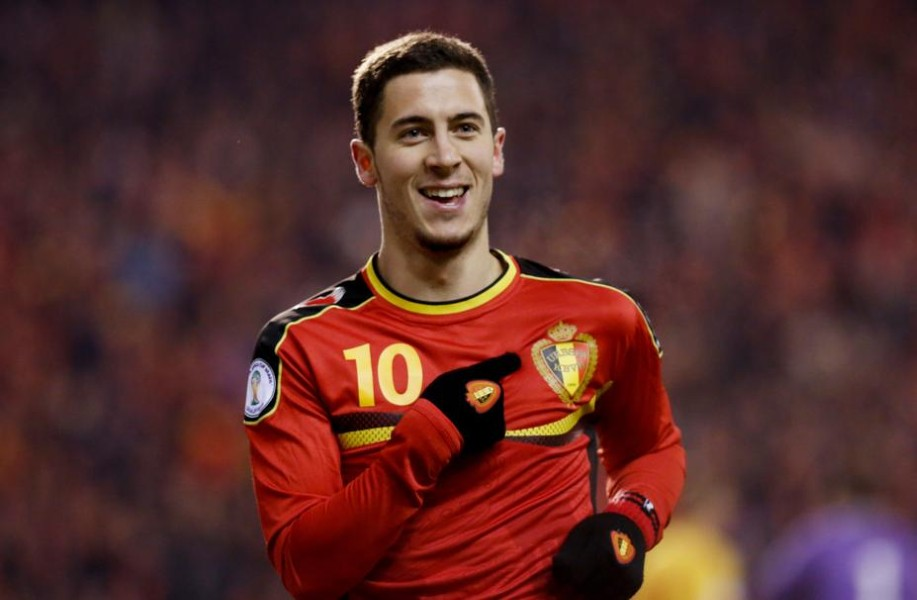 Euro 2016 - Hazard Zlatan C'est plus à lui d'apprendre de mes dribbles