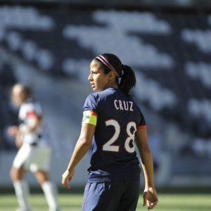 Féminines - Shirley Cruz prolonge de deux ans au PSG une grande joueuse