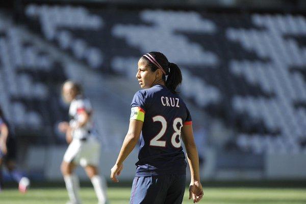 """Féminines - Shirley Cruz prolonge de deux ans au PSG """"une grande joueuse"""""""