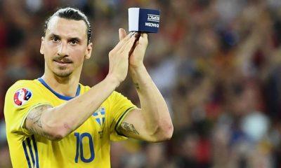 """Hamren espérait une """"meilleure fin"""" à Ibrahimovic et craint que la Suède ne retrouve pas un Zlatan"""