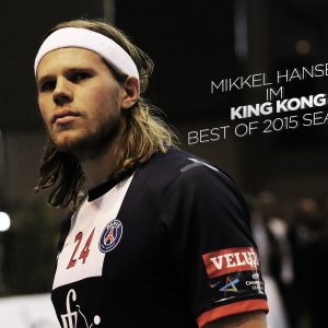 Hand- Mikkel Hansen meilleur joueur du monde