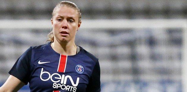 Léa Declercq PSG féminin