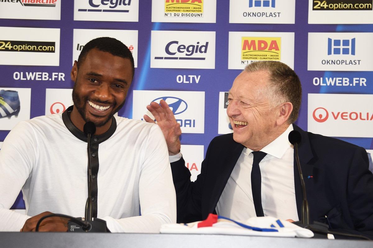 Ligue 1 - Avec N'Koulou, Lyon veut concurrencer le PSG en championnat
