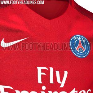 Le PSG présentera le maillot extérieur 2016-2017 le 26 juilet en avant-première