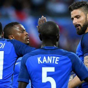 Euro 2016 - Blaise Matuidi titulaire avec l'Equipe de France en demi-finale face à l'Allemagne