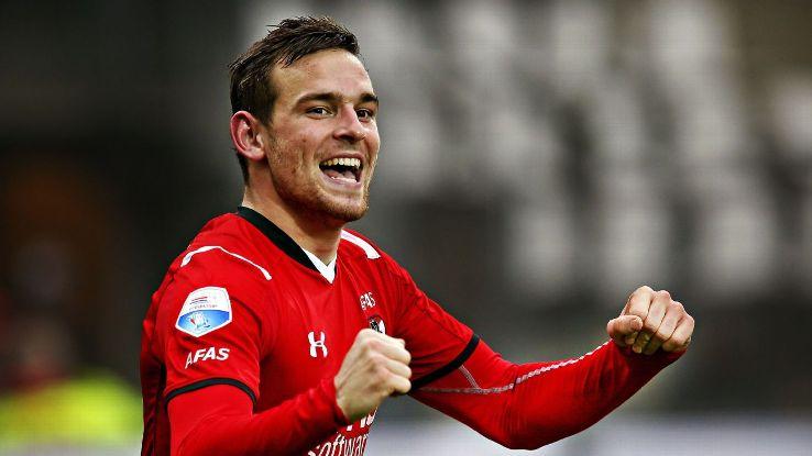 Mercato - C'est Tottenham qui va recruter Vincent Janssen, selon De Telegraaf