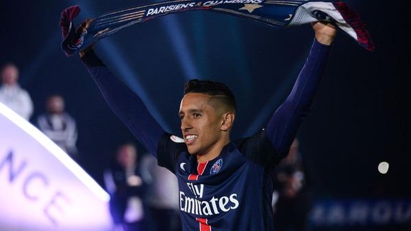 ASM/PSG - Le groupe parisien : Marquinhos de retour, Thiago Silva et Jesé forfaits