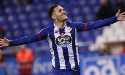 Mercato - Unai Emery voudrait Lucas Perez au PSG, selon El Ideal Gallego