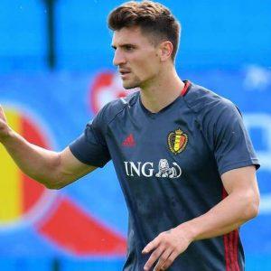 Thomas Meunier est incertain pour les matchs avec la Belgique