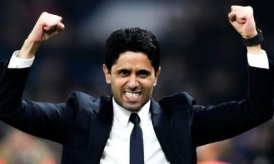 Nasser Al-Khelaïfi «un très grand week-end dans l'histoire de notre centre de formation»