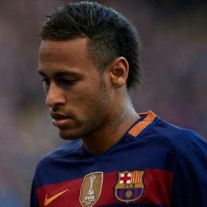 Neymar FC Barcelone 2016