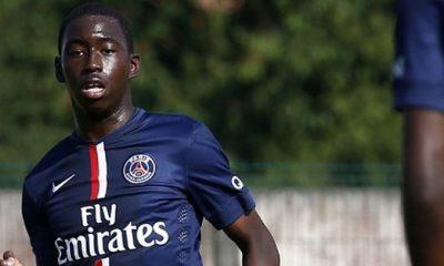 U17 - Mahamadou Dembélé  « content de vivre un tel moment ! »