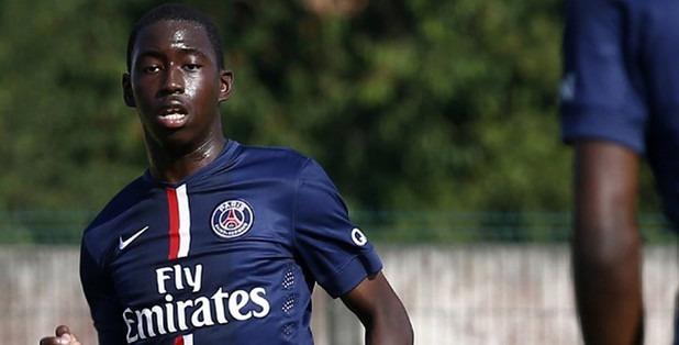 U17 - Mahamadou Dembélé content de vivre un tel moment !