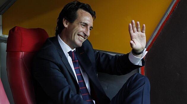 Unai Emery propose une version en français de son site et de faire la compo pour PSG/Lyon