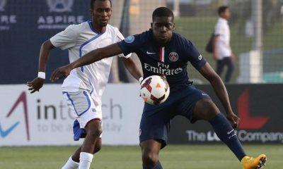 Wilfried Kanga, U19 du PSG, particulièrement impressionné par Anthony Martial