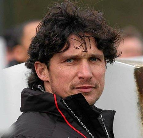 Laurent Huard, nouvel entraîneur des U17 parisiens