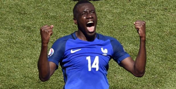 Blaise Matuidi Euro 2016