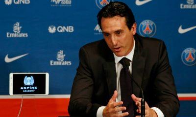 TDC - PSG / Lyon, conférence de presse d'Unai Emery à 18h55