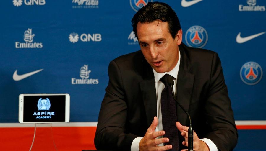 Montpellier/PSG - Conférence de presse d'Unai Emery à 13H30