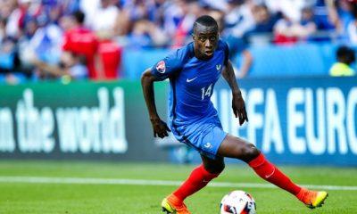 Euro 2016 - France / Portugal, Blaise Matuidi titulaire dans le même 4-2-3-1 que contre l'Allemagne