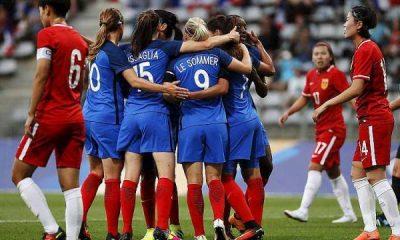 Féminines - L'Equipe de France s'en sort bien avec le tirage de l'Euro 2017