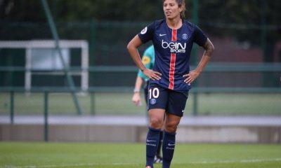 """Féminines - Cristiane """"C'est un vrai soulagement pour moi de prolonger"""" au PSG"""