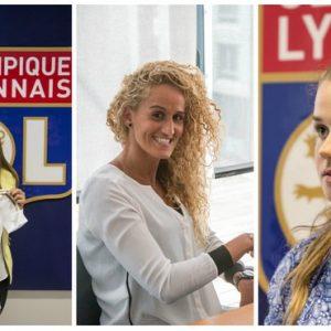 Féminines - L'OL annonce l'arrivée de 4 recrues issues du PSG