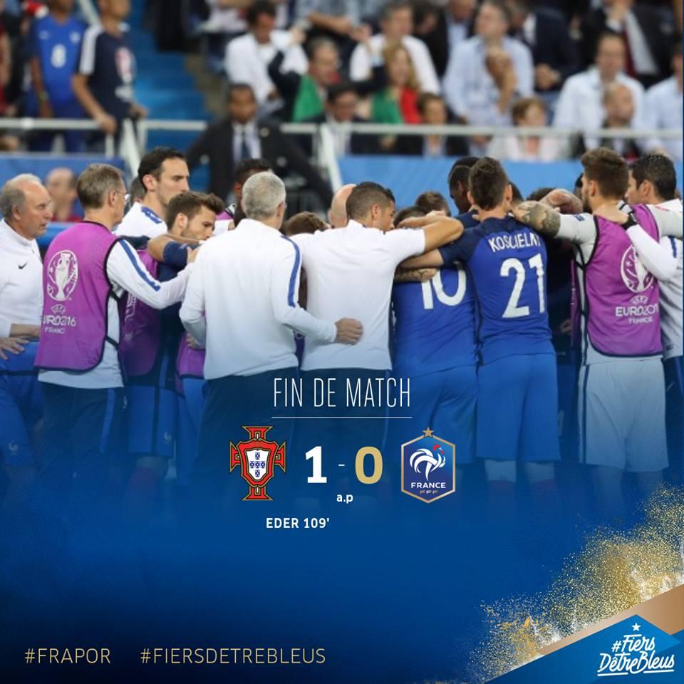 """Euro 2016 - Matuidi """"on a aussi de la fierté, celle d'avoir réuni le peuple français"""""""