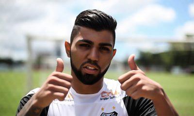 Gabriel Barbosa n'a pas laissé l'argent dicté son choix en prolongeant à Santos