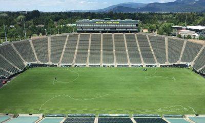 ICC - Changement de surface au Autzen Stadium pour PSG / Inter