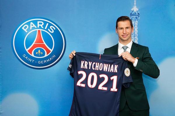 """Krychowiak """"est heureux à Paris et il sait qu'il doit être patient"""", assure son frère"""