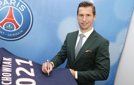 """Krychowiak : le PSG """"me voulait vraiment"""", la Ligue des Champions """"c'est possible"""""""