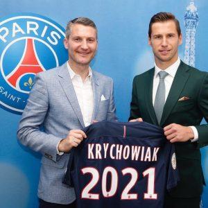 Les numéros de Meunier et Krychowiak enfin connus