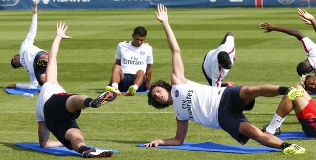 Finalement, le PSG reprendra l'entraînement samedi matin