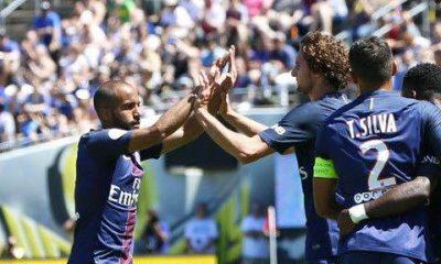 Les images partagées par les joueurs du PSG ce lundi: célébrations et reprises