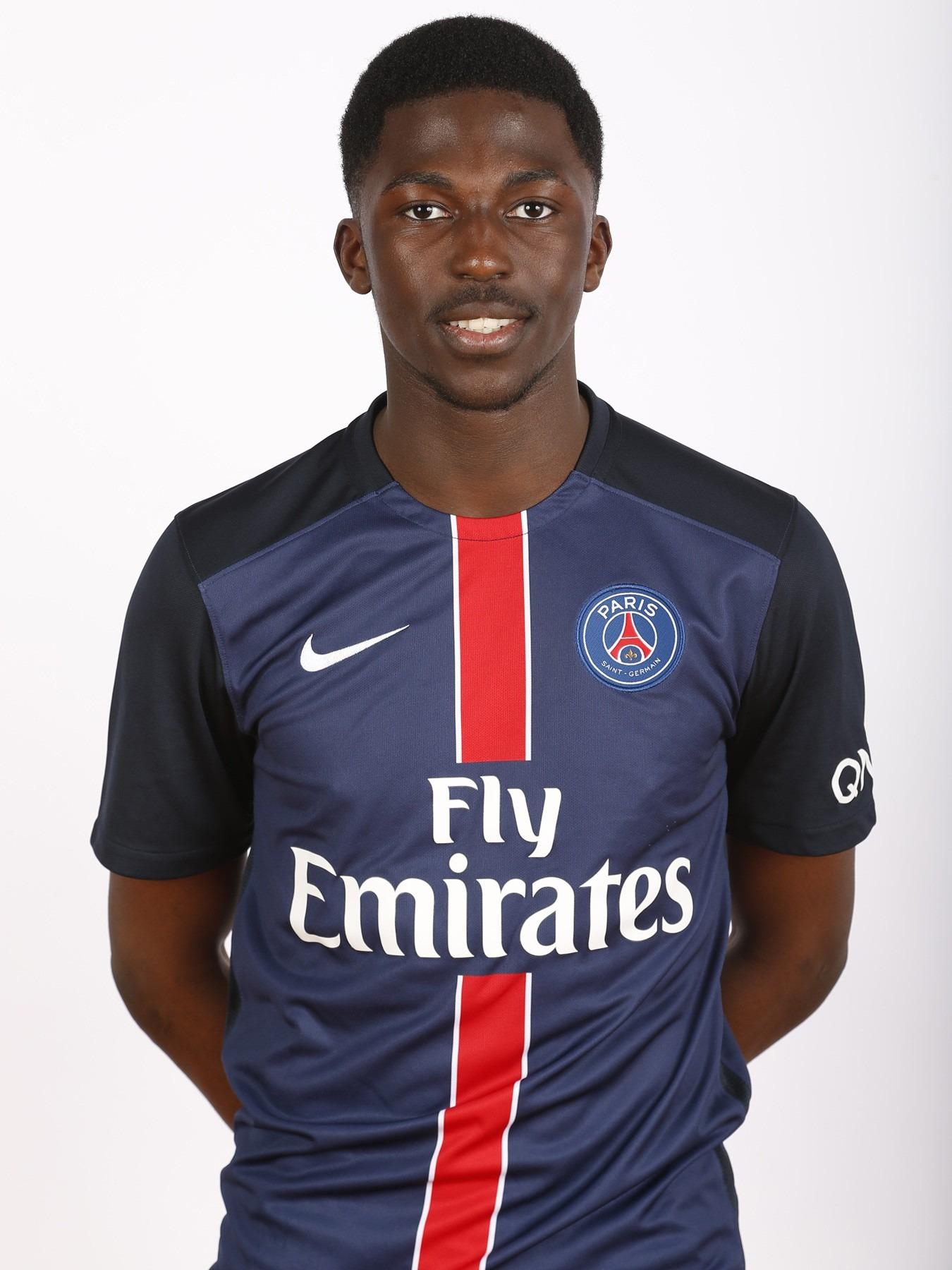 Aliou Badara Traore sélectionné en Equipe de France U16