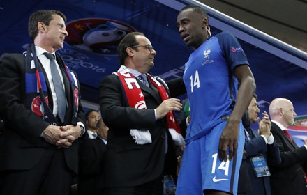 """Le PSG félicite Matuidi pour son Euro et l'attend """"début août pour préparer une nouvelle saison"""""""