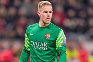 LDC - Marc André Ter Stegen croit en la qualification du FC Barcelone