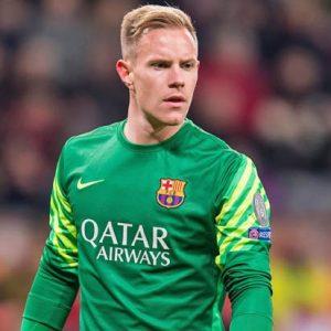 LDC - Marc André Ter Stegen croit en la qualification du FC Barcelone