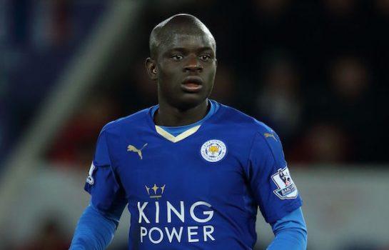 Mercato - Leicester confirme le transfert de N'Golo Kanté à Chelsea