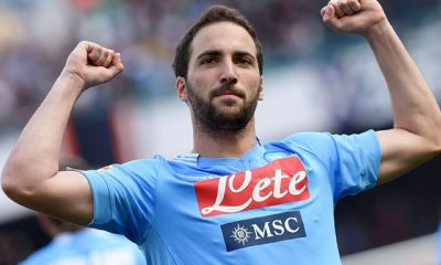 Mercato - Selon la radio napolitaine, Gonzalo Higuain se dirige vers Arsenal