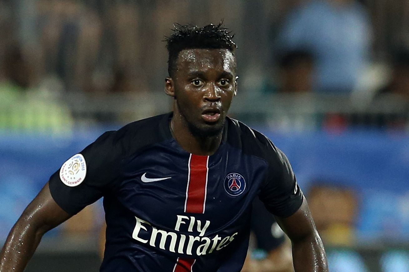 """Le PSG officialise le prêt de Bahebeck et lui """"souhaite le meilleur"""""""