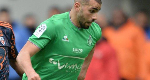 Tannane va patienter à St Etienne, mais aimerait jouer au PSG un jour