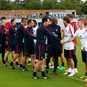 Une visite prévue d'Emery et des joueurs de l'Academy du PSG en Californie